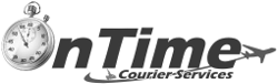 Ontime Courier Logo